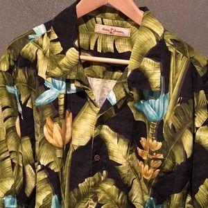 2 Tommy Bahama shirts